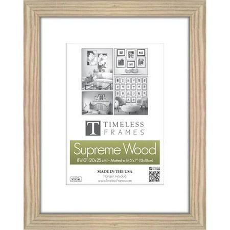 Timeless Frames 73254 Regal Portrait Walnut Wall Frame, 16 x 20 ...