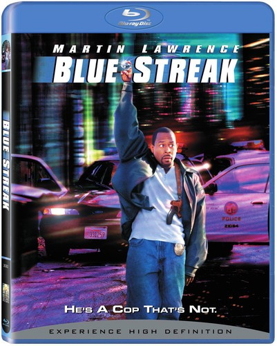 Blue Streak (Blu-ray)
