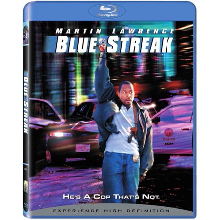 Blue Streak  Blu Ray