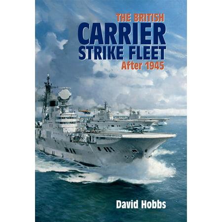 The British Carrier Strike Fleet - eBook