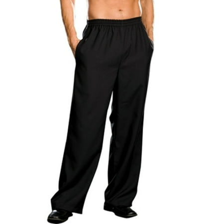 Black Pants Men's Adult Halloween Costume](Black Pants White Shirt Halloween)
