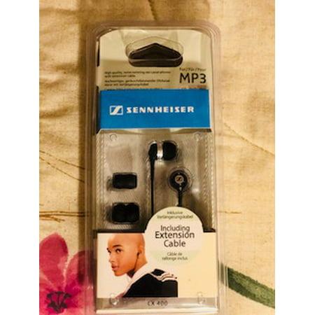 Sennheiser CX 400-B Lightweight In-Ear Stereo Headphone](sennheiser cx 880 review)