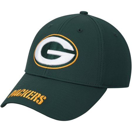 Men's Green Green Bay Packers Rendition Adjustable Hat - OSFA