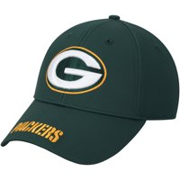 Men's Green Green Bay Packers Rendition Adjustable Hat - OSFA