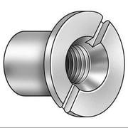ZORO SELECT Z5040 Barrel Bolt,5/16-18,18-8 SS,PK5
