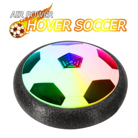 Kids Toys - the Amazing Hover Ball with Powerful LED Light - Boys Girls Sport Children Toys Training Football for Indoor or Outdoor with Parents