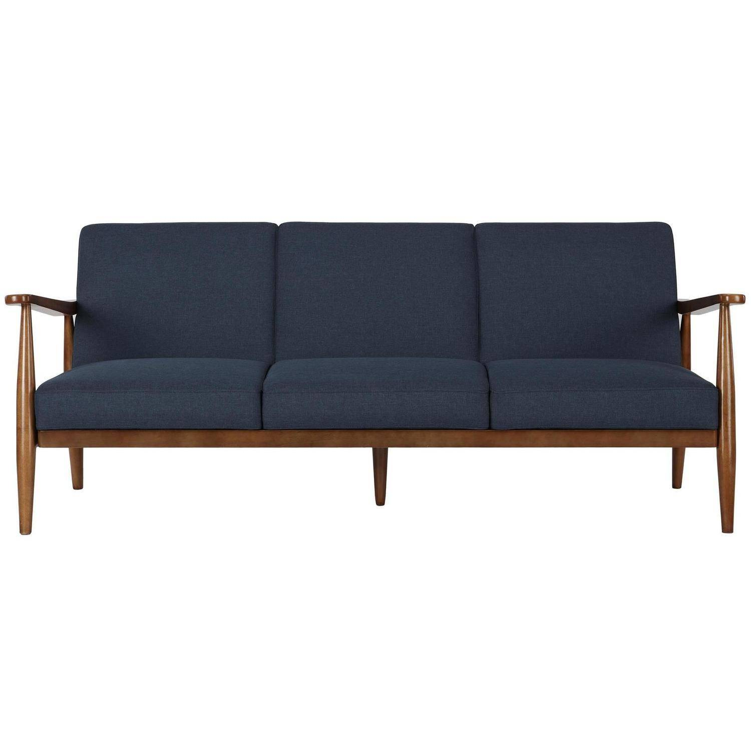 Better Homes and Gardens Flynn Mid Century Futon, Multiple Colors by Dorel Home Products