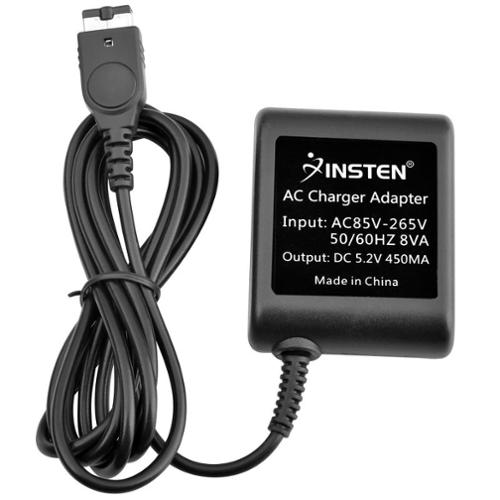 Insten Rapid Travel AC Wall Charger for Nintendo DS / Game Boy Advance SP (GBA SP)