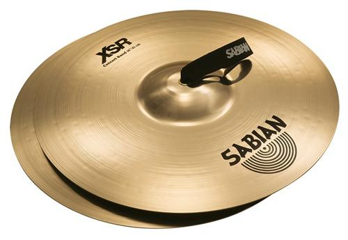 "Sabian 16"" XSR Concert Band by Sabian"