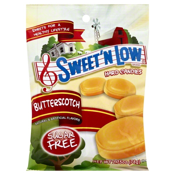 Hard Candy Butterscotch -Pack of 8