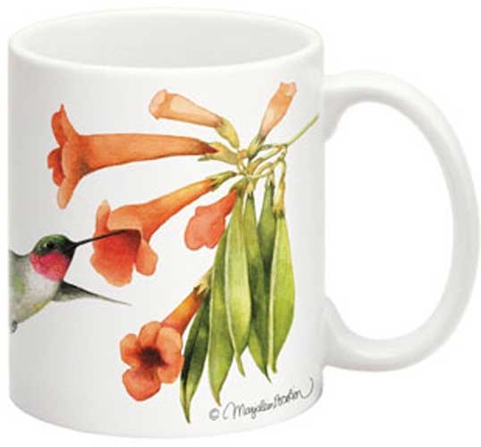 Fiddler's Elbow FEC506 Ruby-Throated Hbird 15 oz Mug