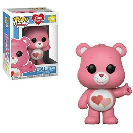 FUNKO POP! ANIMATION: Care Bears - Love-A-Lot Bear