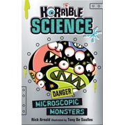 Horrible Science: Microscopic Monsters - eBook