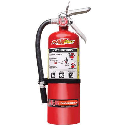 H3R Performance MX500R MaxOut Fire Extinguishers