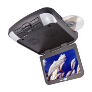 "Audiovox AVXMTG10UA 10"" Digital LED Back-Lit Monitor with Built-In DVD Player"