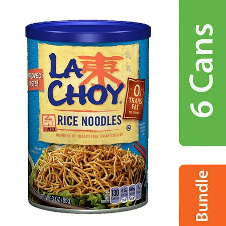 (6 Pack) La Choy Rice Noodles, 3
