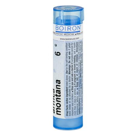 - Boiron Arnica montana 6C Tablets, 100 Ct