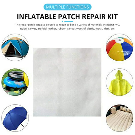 AIHOME Patch Repair Kit Inflatable Durable Pool Repair Tape Air Mattress Patch Kit for Swimming Pool Liner - image 7 de 9