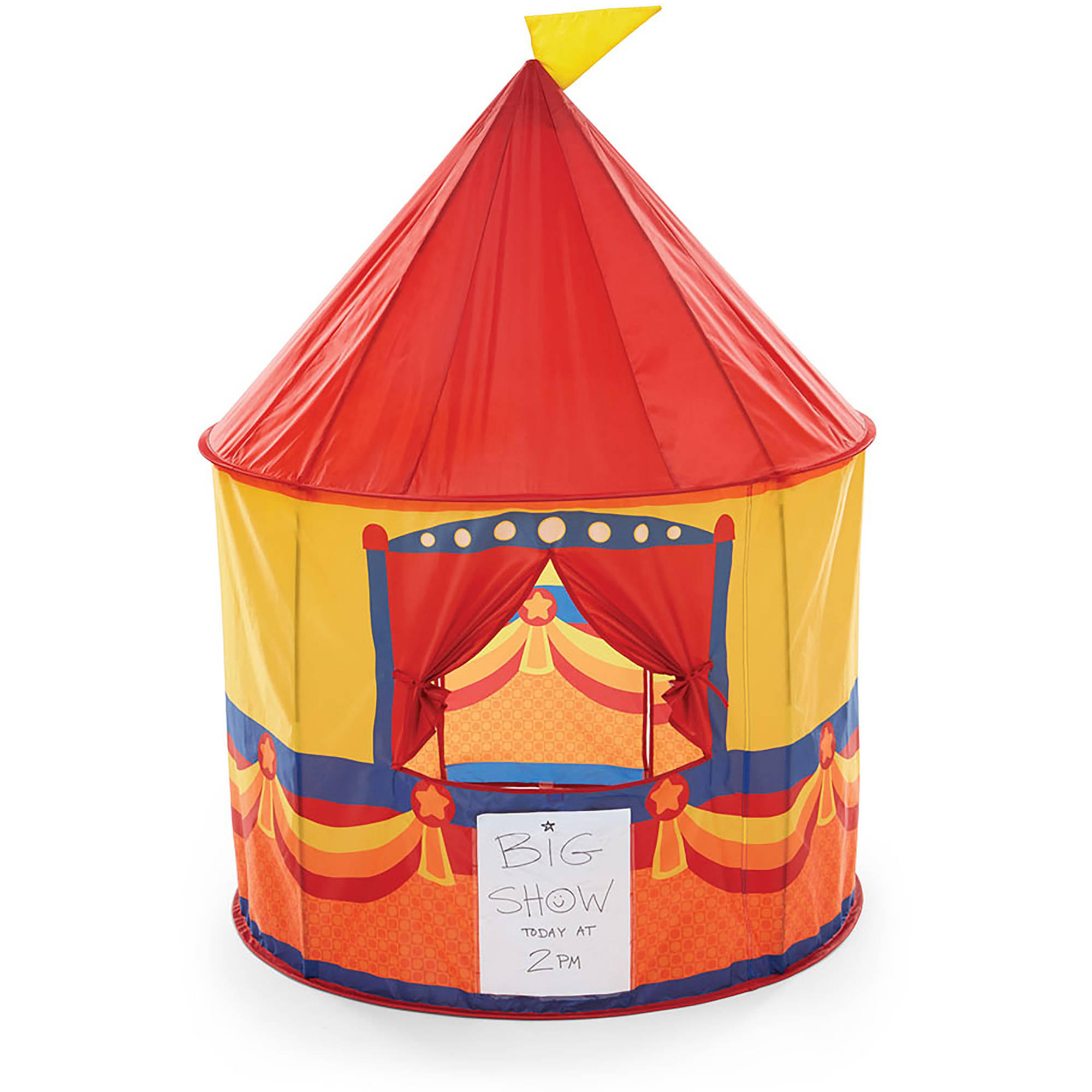 International Playthings Kidoozie Pop-Up Theater Tent