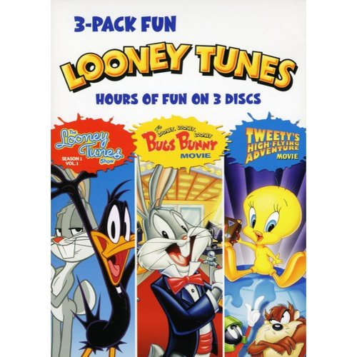Looney Tunes: 3-Pack Fun
