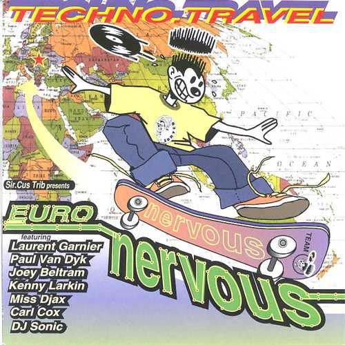 Euronervous: Techno Travel