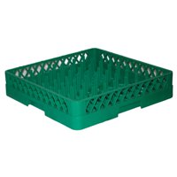 Traex TR3-19 Plate and Tray Green Peg Rack