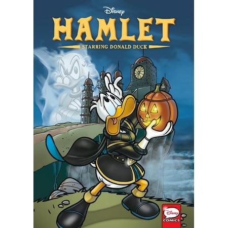 Halloween Kids Donald Duck (Disney Hamlet, starring Donald Duck (Graphic)
