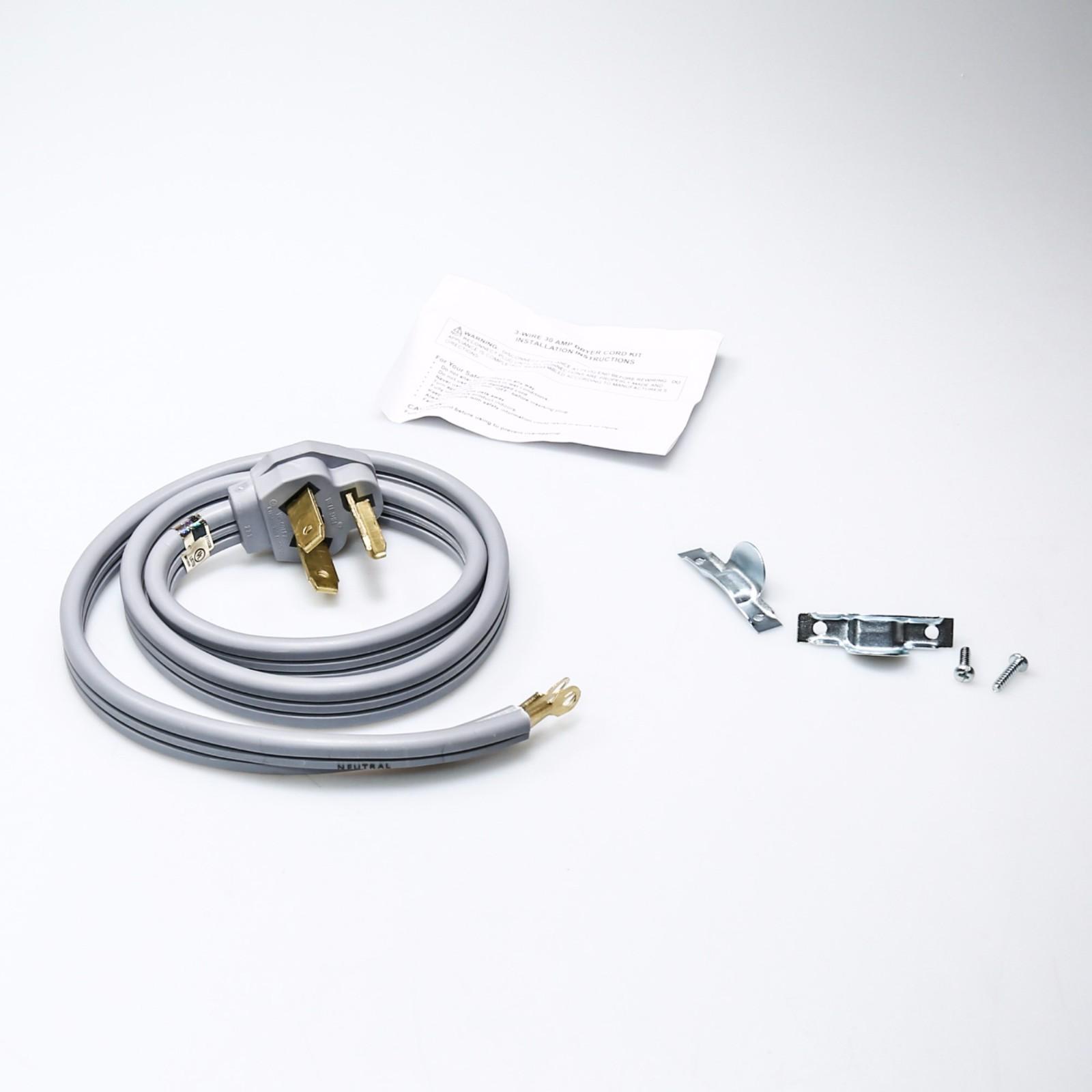 Geh Tj5654 Universal Electric Dryer Power Cord Walmart Com