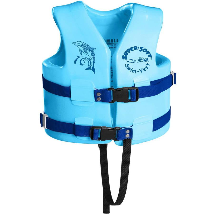 TRC Recreation Super-Soft USCG Child's Vest by TRC Recreation, LP