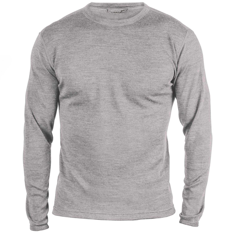 Spark Accessories 100/% Merino Wool/Men Long Sleeve Shirt Top Base Layer Underwear