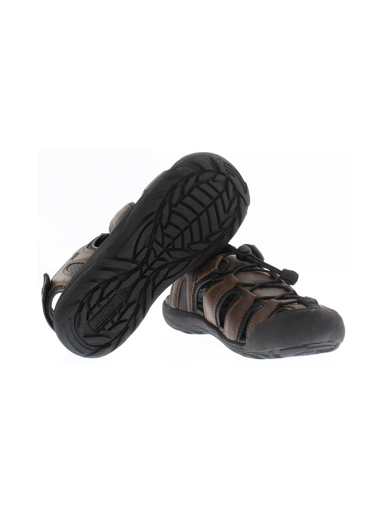 NEW Khombu Men/'s Travis Active Sandal Black Pick A Size