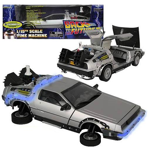 Back to the Future Part II Delorean Mark II Car Vehicle [Hover Conversion]