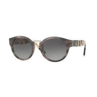 Burberry  BE 4227 3670T3 50mm Womens  Round Sunglasses Burberry Oversize Round Sunglasses
