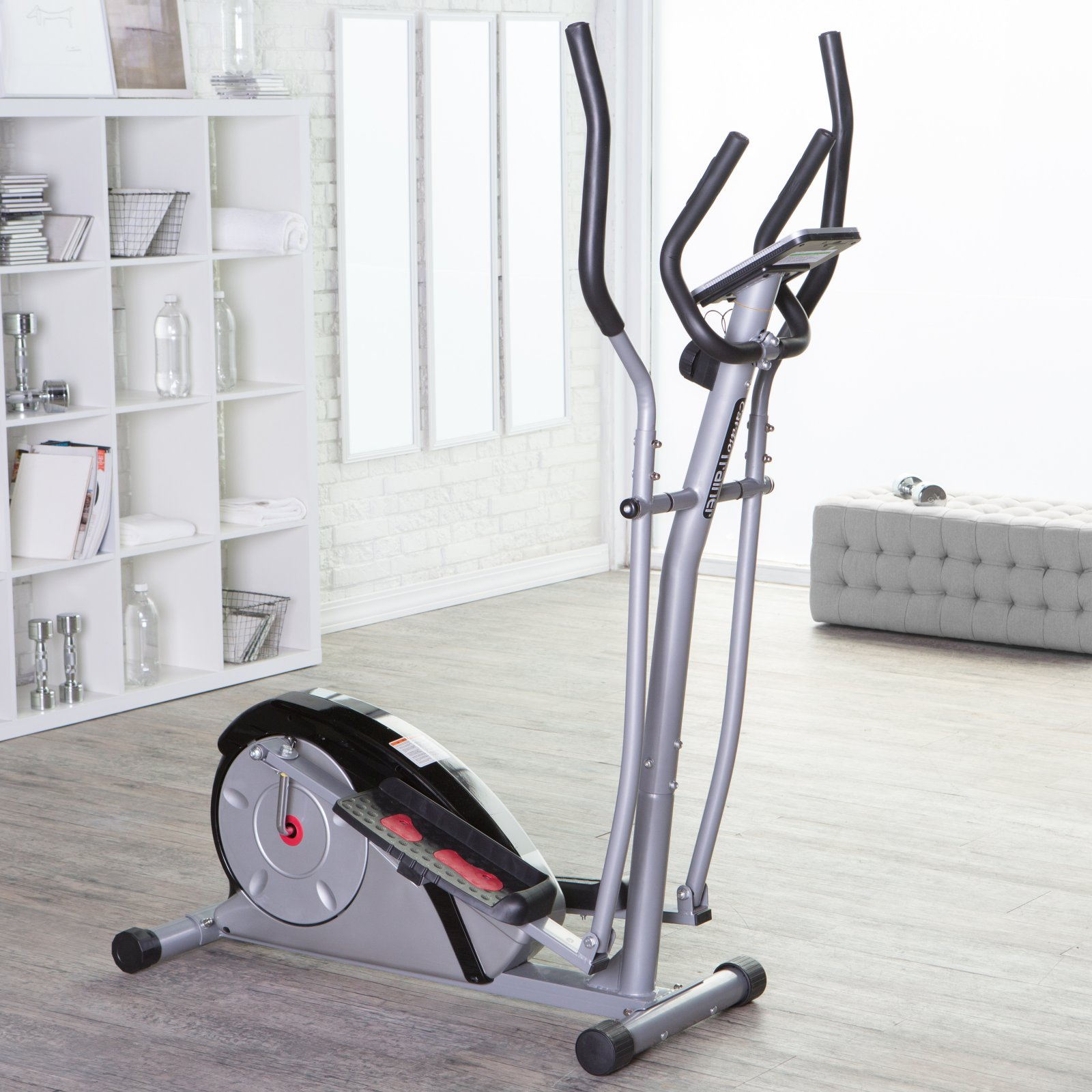 Body Champ BR2890 Magnetic Elliptical Trainer