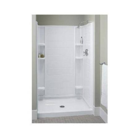 Sterling Vikrell 72101100 0 36 White Shower Base