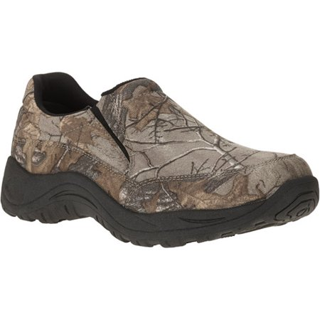 Faded Glory Camo Slip On Shoes