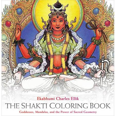 Shakti Floor - The Shakti Coloring Book (Other)