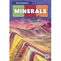 Natural Resources: Minerals (Hardcover)