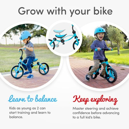 smarTrike Running Bike, 2-in-1 Balance Bike, 2 years+ - Blue