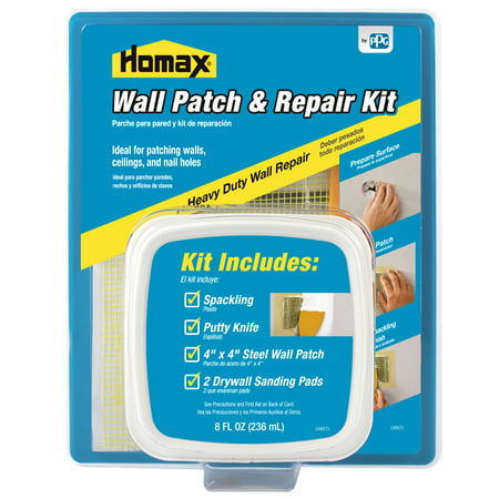 Homax Wall Patch and Repair Kit, 8oz. ()