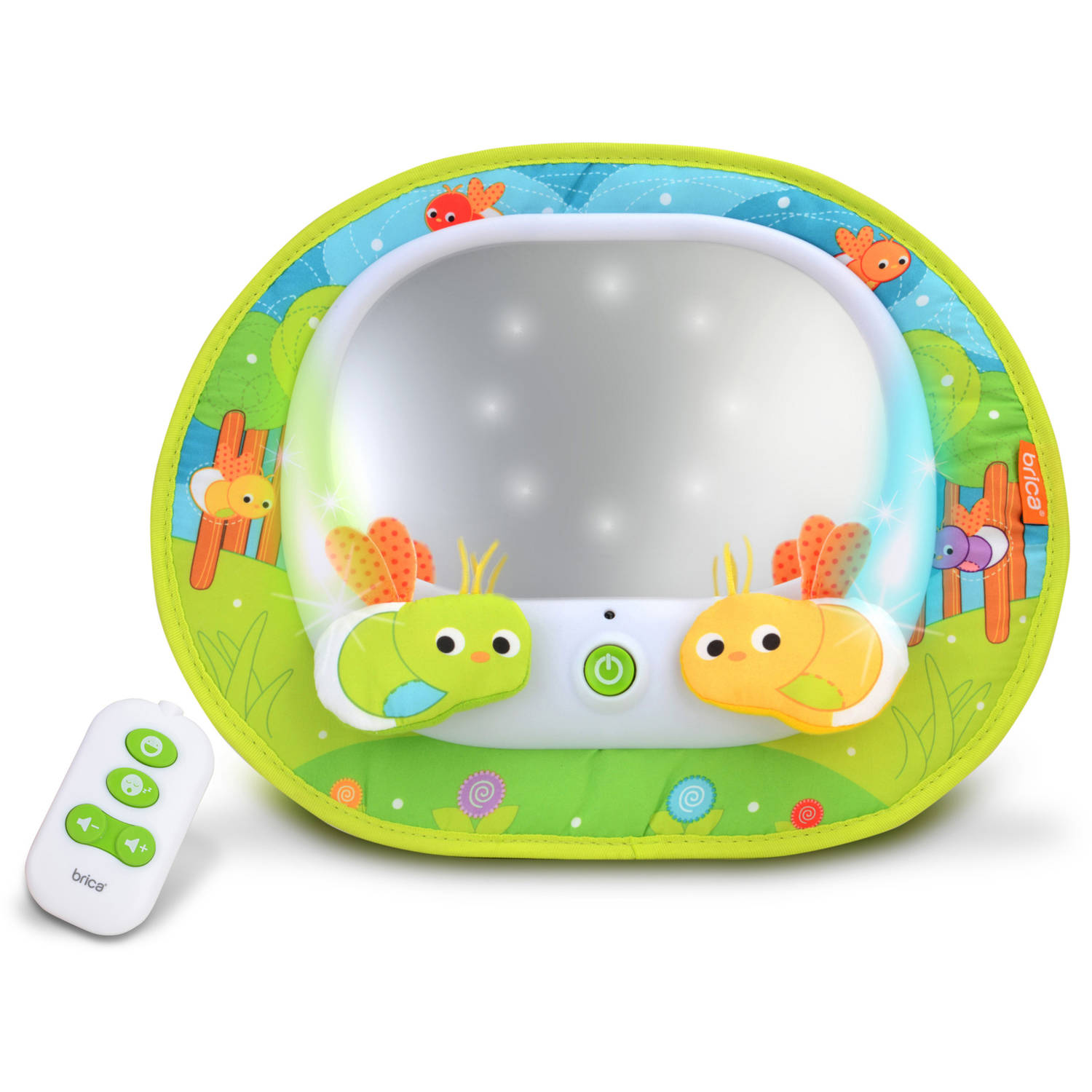 BRICA Magical Firefly Baby In-Sight Mirror