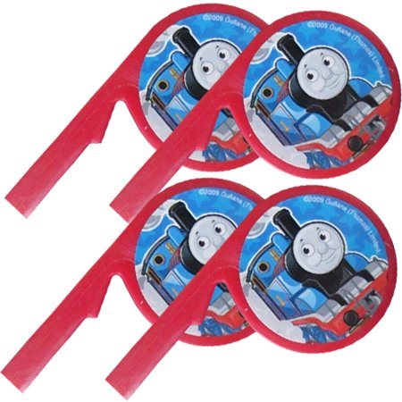 Thomas the Tank Engine 'Party' Whistles / Favors (4ct)