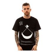 Black Scale Mens The Definition Graphic T-Shirt, black, Small