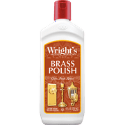 Wright's Brass Polish, 8 Oz