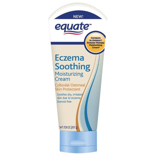 Colloidal oatmeal eczema