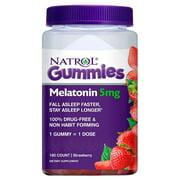 Natrol Melatonin 5 mg., 180 Gummies