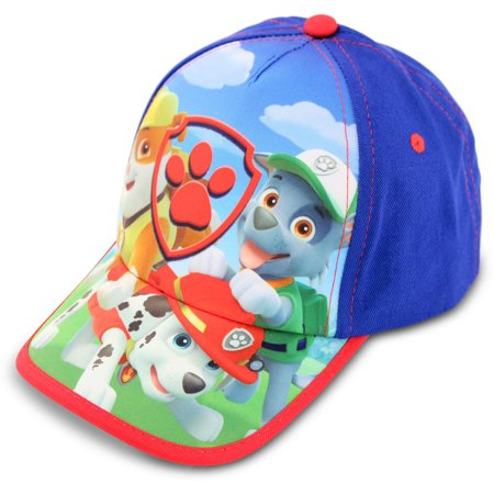 Nickelodeon - Nickelodeon Paw Patrol Character Cotton Baseball Cap ... 3f2436d4b48e
