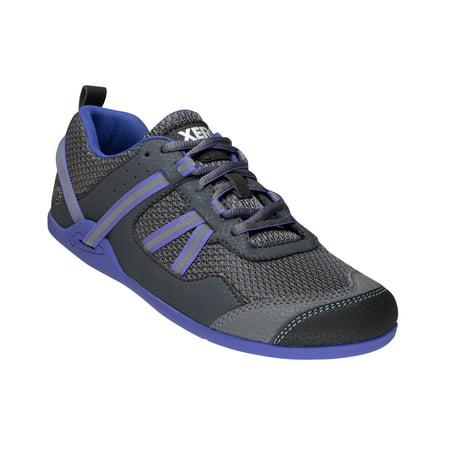 Xero Shoes Prio - Women's Minimalist Barefoot Trail and Road Running Shoe - Fitness, Athletic Zero Drop Sneaker - (Merrell Womens Dash Glove Barefoot Running Shoes)