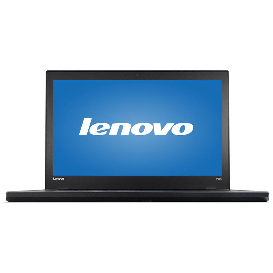 "Lenovo ThinkPad P50s 15.6"" Laptop, Windows 7 Professional, Intel Core i7-6500U Processor, 8GB RAM, 500GB... by Lenovo"