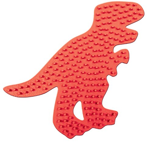 SES Creative Iron On Beads - Pegboard T-Rex